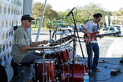 Goetz Kujack, Rodrigo Zambrano Bobby Lee Rodgers band
