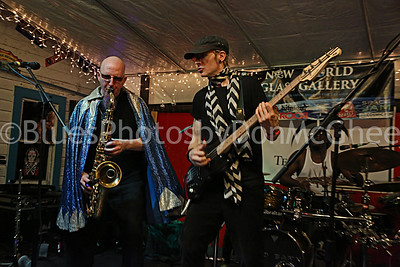 "Dan Barger, Chris ""FreekBass"" Sherman, Big Bamn Freekbass band"