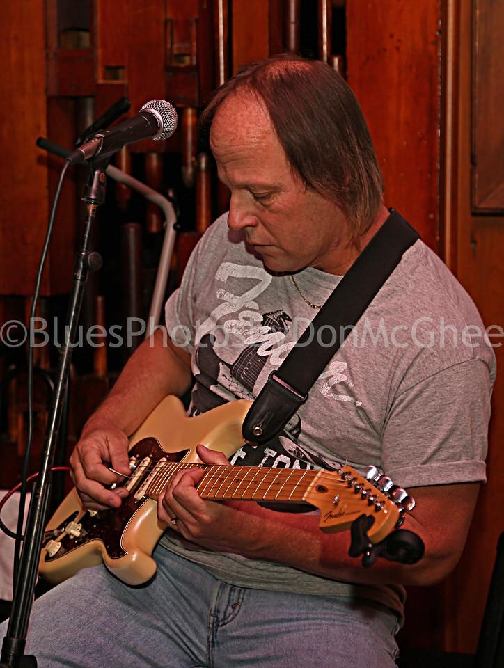guitarist - Sal DeSantis & Friends