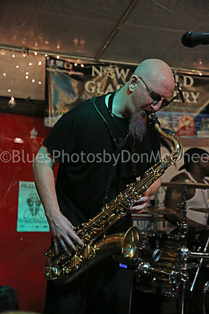 Dan Barger  Freekbass band