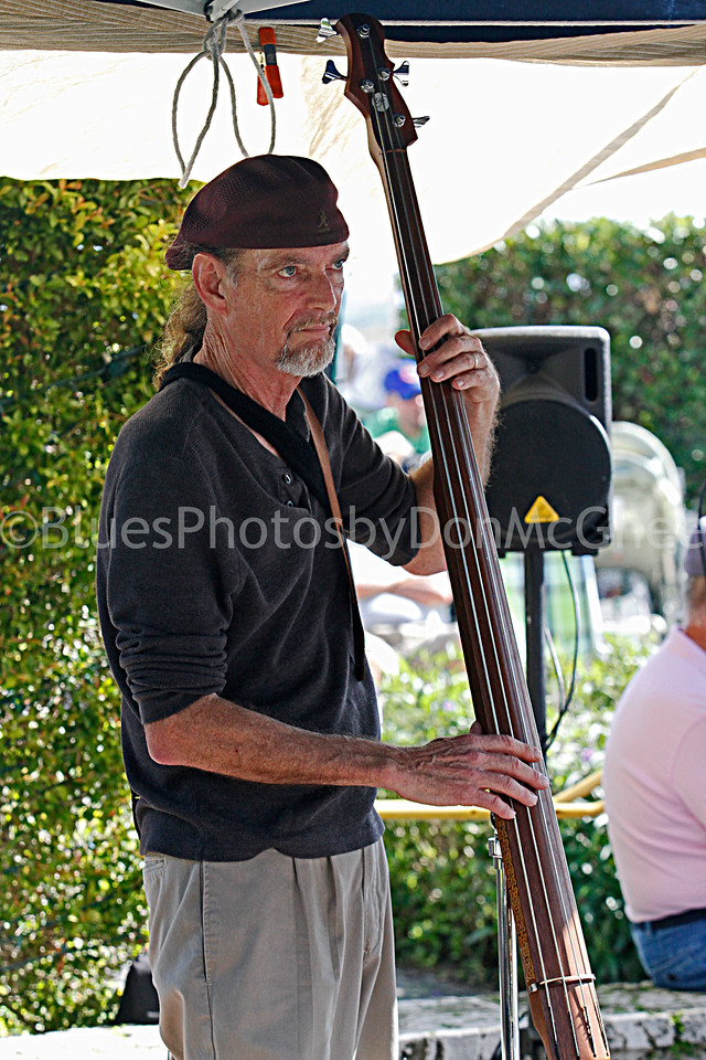"Bob ""Bones"" Moltedo - Big Coque band"