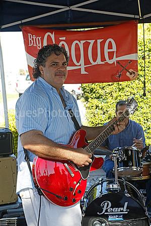 Coque Ross, Todd Walker - Big Coque band