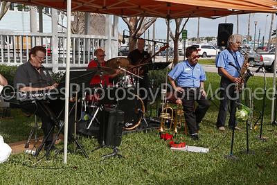 Ft Pierce Jazz & Blues Society Jazz Band
