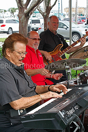 Don Bestor Jr, Claudio Berardi, Randy Ward
