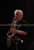 sax player at Tuesday Night Jazz Jam Black Box - Sunrise Theatre, Ft Pierce FL