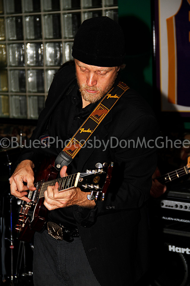 Tim O'Donnell<br /> Nouveaux Honkies band