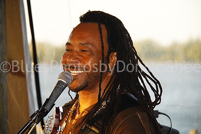 "Clement ""Fowl"" Lightbourne Sweet Justice Reggae band"