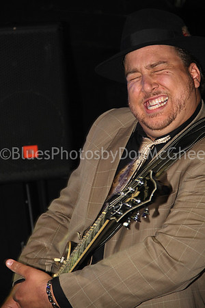 "Josh ""The Pitbull of Blues"" Rowand"
