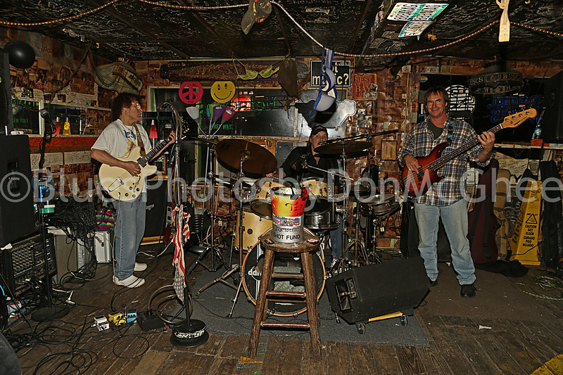 Mahuffers Blues jam