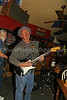 Tim Gent, Midnight Mike, Albert Andrews<br /> Pineapple Joe's Open Mic