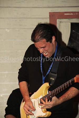 Stevie B Bolanda w/Gregg Jackson and the Mojo Band