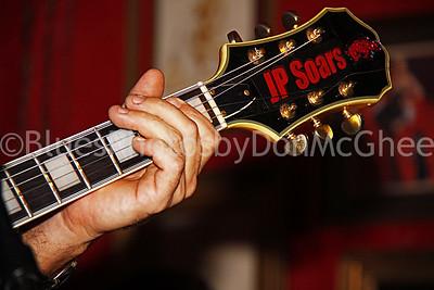 J P Soar's guitar