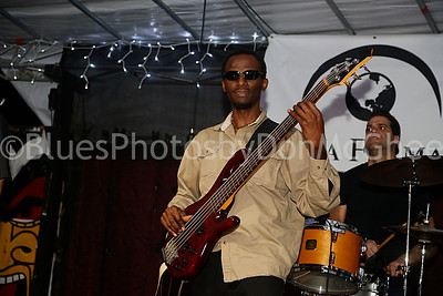 Cleveland Frederick, Chris Peet - J P Soars & the Red Hots