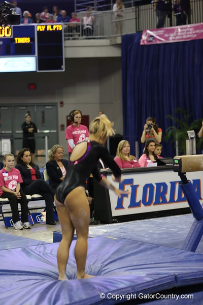 Florida Gators win against Auburn on Friday, Jan. 25, 2012, at the Stephen C. O'Connell Center in Gainesville, Fla. / Gator Country photo by John Parady