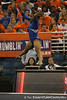 photo by Tim Casey<br /> <br /> Florida sophomore gymnast Melanie Sinclair (Orlando)  during the Gators' 196.850-196.825 loss to the Georgia Bulldogs on Friday, January 18, 2008 at the Stephen C. O'Connell Center in Gainesville, Fla.