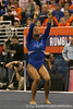 photo by Tim Casey<br /> <br /> Florida senior gymnast Tiffany Murry (Orlando) during the Gators' 196.850-196.825 loss to the Georgia Bulldogs on Friday, January 18, 2008 at the Stephen C. O'Connell Center in Gainesville, Fla.