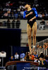 (Casey Brooke Lawson / Gator Country) Junior Amanda Castillo competes on vault during the Gators victory over the Oklahoma Sooners in Gainesville, Fla., on January 9, 2009.
