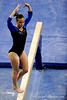 (Casey Brooke Lawson / Gator Country) Freshman Elizabeth Mahlich competes on beam during the Gators victory over the Oklahoma Sooners in Gainesville, Fla., on January 9, 2009.