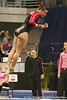 photo by Tim Casey<br /> <br /> Florida freshman Elizabeth Mahlich earns a 9.825 on the floor exercise during the Gators' 195.925-193.850 win against the Kentucky Wildcats on Friday, January 30, 2009 at the Stephen C. O'Connell Center in Gainesville, Fla.