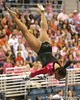 photo by Tim Casey<br /> <br /> Florida junior Melanie Sinclair earns a 10.0 on the uneven bars during the Gators' 195.925-193.850 win against the Kentucky Wildcats on Friday, January 30, 2009 at the Stephen C. O'Connell Center in Gainesville, Fla.