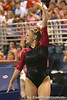 photo by Tim Casey<br /> <br /> Florida junior Courtney Gladys earns a 9.775 on the vault during the Gators' 195.925-193.850 win against the Kentucky Wildcats on Friday, January 30, 2009 at the Stephen C. O'Connell Center in Gainesville, Fla.