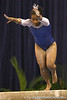 photo by Tim Casey<br /> <br /> Florida junior Melanie Sinclair earns a 9.8 on the balance beam during the No. 1-ranked Gators' 196.50-196.25 win against the No. 4-ranked Auburn Tigers on on Friday, January 16, 2009 at the Stephen C. O'Connell Center in Gainesville, Fla.