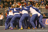 photo by Tim Casey<br /> <br /> during the No. 1-ranked Gators' 196.50-196.25 win against the No. 4-ranked Auburn Tigers on on Friday, January 16, 2009 at the Stephen C. O'Connell Center in Gainesville, Fla.