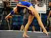 (Casey Brooke Lawson / Gator Country) Corey Hartung competes on floor during the Gators gymnastics meet against Alabama on Friday, February 20, 2009.