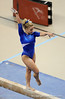 Courtney Gladys competes on the beam during the University of Florida Gators gymnastics meet against the University of Michigan Wolverines on Friday, March 6, 2009 in the Steven C. O'Connell Center. / Gator Country photo by Casey Brooke lawson
