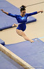 Elizabeth Mahlich competes on the beam during the University of Florida Gators gymnastics meet against the University of Michigan Wolverines on Friday, March 6, 2009 in the Steven C. O'Connell Center. / Gator Country photo by Casey Brooke lawson
