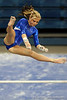 UF senior Corey Hartung competes on the bars for her last home meet  during the University of Florida Gators gymnastics meet against the University of Michigan Wolverines on Friday, March 6, 2009 in the Steven C. O'Connell Center. / Gator Country photo by Casey Brooke lawson