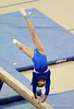 Amanda Castillo competes on the beam during the University of Florida Gators gymnastics meet against the University of Michigan Wolverines on Friday, March 6, 2009 in the Steven C. O'Connell Center. / Gator Country photo by Casey Brooke lawson