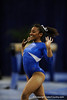 Melanie Sinclair competes on the floor during the University of Florida Gators gymnastics meet against the University of Michigan Wolverines on Friday, March 6, 2009 in the Steven C. O'Connell Center. / Gator Country photo by Casey Brooke lawson