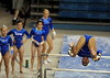 Maranda Smith competes on the bars during the University of Florida Gators gymnastics meet against the University of Michigan Wolverines on Friday, March 6, 2009 in the Steven C. O'Connell Center. / Gator Country photo by Casey Brooke lawson