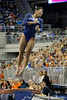 Florida junior Marissa King performs on the vault during the Gators' 196.175-191.875 win against the Illinois-Chicago Flames on Friday, January 13, 2012 at the Stephen C. O'Connell Center in Gainesville, Fla. / Gator Country photo by Tim Casey