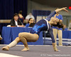 Florida freshman Kiersten Wang performs on the floor exercise during the Gators' 196.175-191.875 win against the Illinois-Chicago Flames on Friday, January 13, 2012 at the Stephen C. O'Connell Center in Gainesville, Fla. / Gator Country photo by Tim Casey