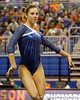 Florida sophomore Alaina Johnson performs on the floor exercise during the Gators' 196.175-191.875 win against the Illinois-Chicago Flames on Friday, January 13, 2012 at the Stephen C. O'Connell Center in Gainesville, Fla. / Gator Country photo by Tim Casey