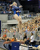 Florida freshman Jamie Shisler performs on the vault during the Gators' 196.175-191.875 win against the Illinois-Chicago Flames on Friday, January 13, 2012 at the Stephen C. O'Connell Center in Gainesville, Fla. / Gator Country photo by Tim Casey