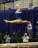 Florida freshman Rachel Spicer performs on the balance beam during the Gators' 196.175-191.875 win against the Illinois-Chicago Flames on Friday, January 13, 2012 at the Stephen C. O'Connell Center in Gainesville, Fla. / Gator Country photo by Tim Casey
