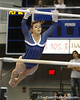 Florida senior Elizabeth Mahlich performs on the uneven parallel bars during the Gators' 196.175-191.875 win against the Illinois-Chicago Flames on Friday, January 13, 2012 at the Stephen C. O'Connell Center in Gainesville, Fla. / Gator Country photo by Tim Casey
