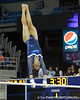 Florida sophomore Alaina Johnson performs on the uneven parallel bars during the Gators' 196.175-191.875 win against the Illinois-Chicago Flames on Friday, January 13, 2012 at the Stephen C. O'Connell Center in Gainesville, Fla. / Gator Country photo by Tim Casey