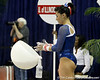 Florida junior Marissa King prepares to compete on the uneven parallel bars during the Gators' 196.175-191.875 win against the Illinois-Chicago Flames on Friday, January 13, 2012 at the Stephen C. O'Connell Center in Gainesville, Fla. / Gator Country photo by Tim Casey