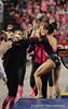 Florida vs Georgia, Feb 16, 2013 - Marissa King scored 9.900 on Vault