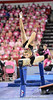 Florida vs Georgia, Feb 16, 2013 - Mackensie Caquatto scored 9.875 on Beam