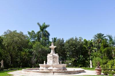 Vizcaya Gardens July 27th