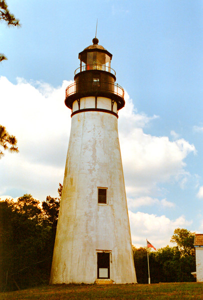 Electricity reached the Amelia Island Lighthouse in 1933.  The station was finally automated in 1956 and its last keeper was removed.  The Coast Guard Auxiliary used the station to hold CPR and boating safety courses.  In March 2001 the Coast Guard transferred the lighthouse to the City of Fernandina Beach.  In February 2003 the station was placed on the National Register of Historic Places.  A $350,000 grant was secured in 2004 to fund a renovation of the lighthouse.  Currently the Coast Guard Auxiliary helps to maintain the grounds and public tours are held periodically.