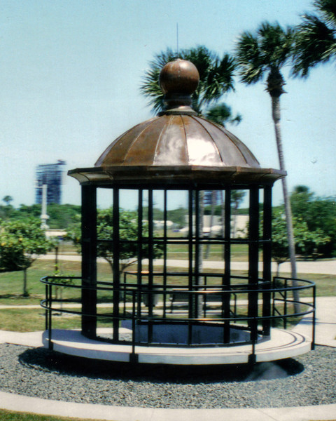 In 2007 the tower underwent a major restoration.  It received a new coat of paint and the lantern was replaced with a new steel structure. The old lantern was turned into a gazebo on the Air Force base.  Plans are now underway to rebuild the Keepers cottages next to the tower to house museums for the public.