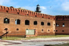 Samuel B. Lincoln of Boston was awarded the contract to build the lighthouse in the Dry Tortugas.    Lincoln set sail with the necessary materials to build the lighthouse in August 1824, but his ship was lost at sea and never heard from again.  Another ship set sail from Boston in December 1824, but construction work was delayed due to illness of the workers until later in 1825.