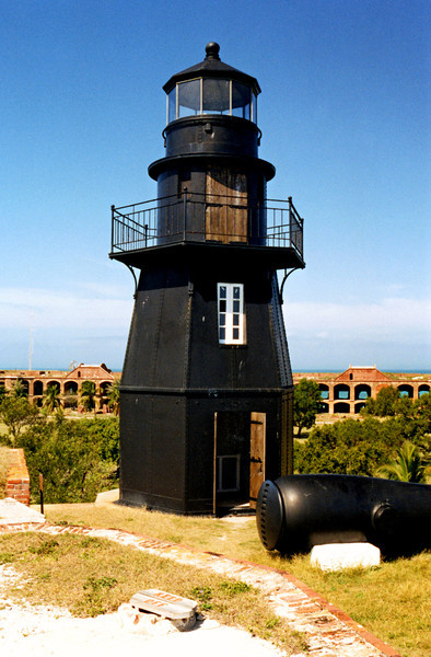 After numerous complaints about the light Flaherty swapped lighthouse assignments with Joseph Himinez, the Keeper of the Sand Key Light, in January 1827.  However, complaints about the quality of the light from ship captains continued unabated.