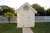 ** The 1887  outhouse** Mrs. Mabrity was forced into retirement in 1864 at age 82.  She had made comments supporting the Confederacy during the Civil War, and Key West remained under Union control throughout the war.  The authorities felt they had no option but to remove her.